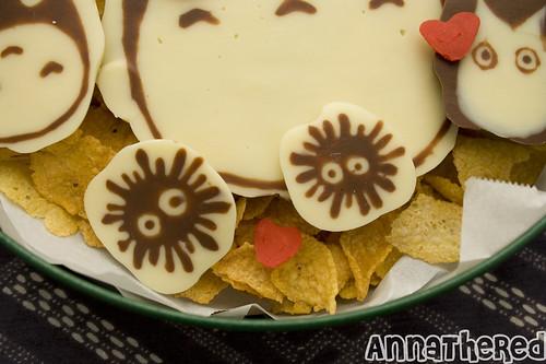 Non-bento #31: Totoro chocolate
