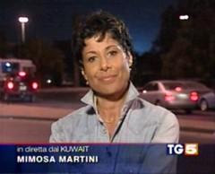 A Mimosa Martini il premio Mimosa d'oro 2011