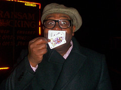 Lenny Henry supports Great Ormond Street Childrens Hospital