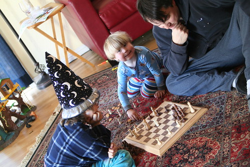 (Wizard?) Chess