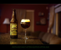 Moylan's Kilt Lifter Scotch-Style Ale (vbossi) Tags: california beer kilt marin ale style brewery strong scotch brew lifter moylans scotchstyleale