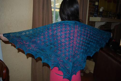my shawlette