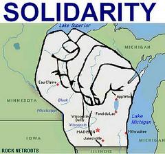 solidarity wisconsin