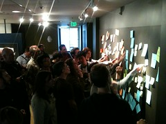 Clustering ideas for #DataCampSEA unconference sessions