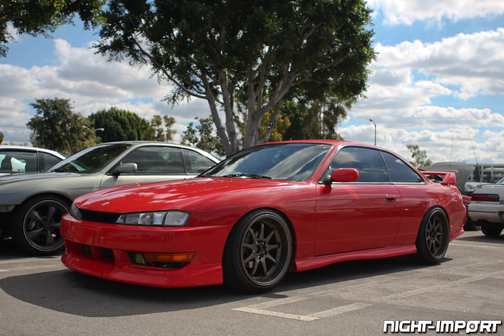 S14 Pics On Work Xd9 Rims Nissan Forum Nissan Forums