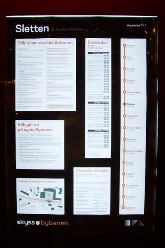 Bybanen info