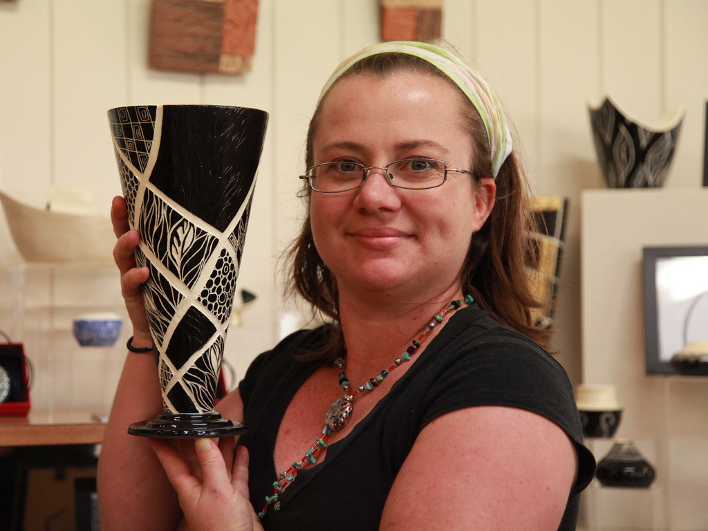 Kirsten Cash - Ceramic Artist