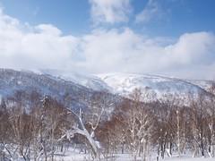 どこが山頂?朝里岳