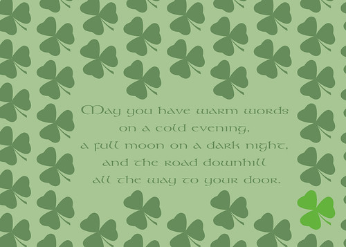 {free st. patrick's day printables}