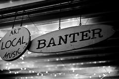 BanteR (mStreetPhoto) Tags: music art sign bar club nikon texas local denton nikond7000