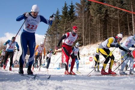 Memoriál J. Šrubaře - běžeckému lyžování se na Pustevnách daří
