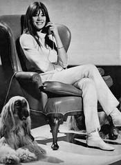 Françoise Hardy (Famous Fashionistas (First)) Tags: vogue 1960s 1965 vintagefashion vintagemagazine françoisehardy frenchvogue andrécourrèges 1960sfashion guégan