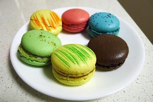 Macarons by Rafael Silva