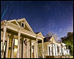 Henry Clay Star Trail (Ray Devlin) Tags: new sky night star orleans space north trails astro trail startrail