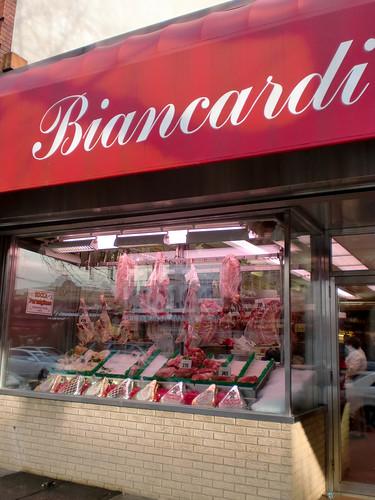 Biancardi Butcher, Arthur Avenue