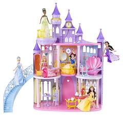 Disney Princess Ultimate Dream Castle (with dolls) (IdleHandsBlog) Tags: toys dolls princess disney mattel collectibles toyfair2011