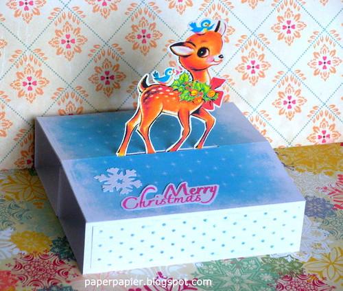 pop up deer a