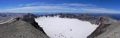 ¡Tremendo cráter w...! (Mono Andes) Tags: chile landscape andes panorámica volcán parquenacional volcanoe cráter chilecentral parquenacionalpuyehue regióndeloslagos fotocumbre regióndelosríos volcánpuyehue