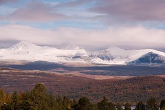 Rondane (ScenicMotion) Tags: mountains norway landscape norge scenery norwegen rondane fjell landskap canon40d canon24105f4isusm canon5dmark2