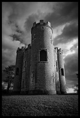 Blaise Castle (alwyncooper) Tags: blackandwhite bw black castle architecture canon bristol mono 5d 1740mm  canonef1740mmf4lusm    canon1740f4l alwyn blaisecastle  ef1740mm canonef1740mmf40lusm  alcooper alwyncooper