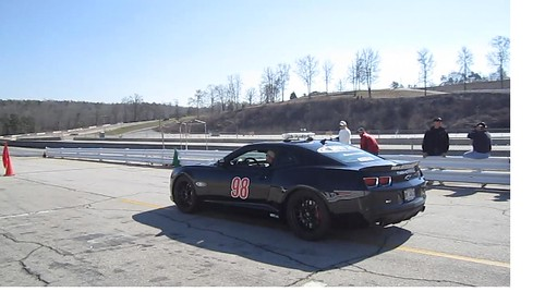 new camaro pace car