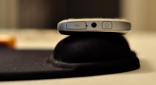 Nokia C7 - Dorsal View