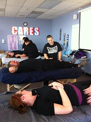 Sports Massages (Community Care College) Tags: students health massage tulsa fitness communitycollege tulsaoklahoma technicalcollege massagetherapy sportsmassage fitnesstrainer communitycarecollege ittakesacommunity