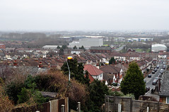 A view from Upper Abbey Road steps (John A King) Tags: road lamp abbey view steps upper glowing belvedere years 44