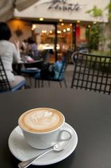 Cappuccino, Sol Levante, Aoyama