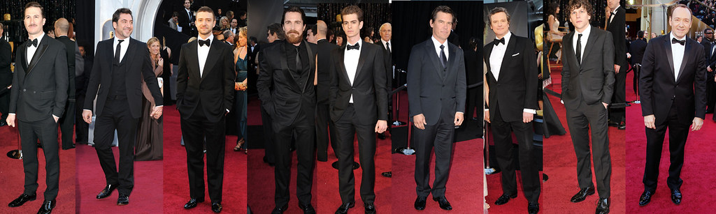 Oscars 2011 - men