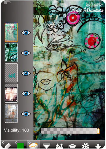 i'm addicted to my iPhone Art Studio app