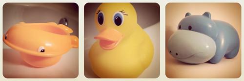 [62/365] Bath Toys