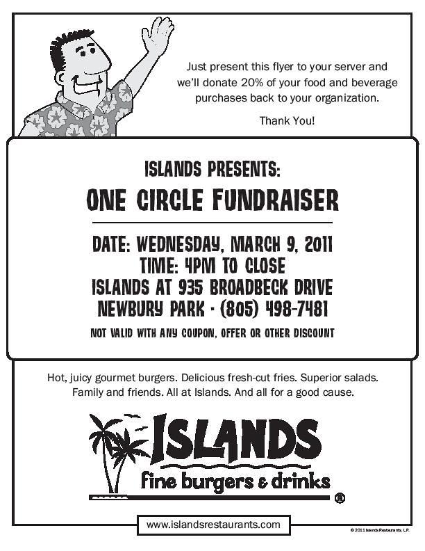 One Circle - Islands