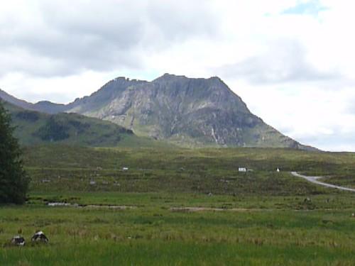Volcanic Landscape, Skye