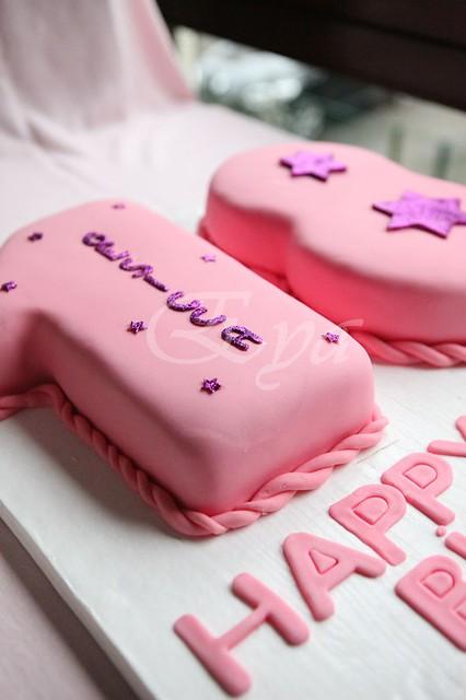 18th cake2