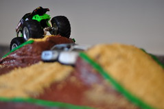 Monster Truck Cake (b0jangles) Tags: cake monstertruck monstertruckcake