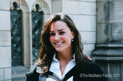 Catherine Middleton - family photographs