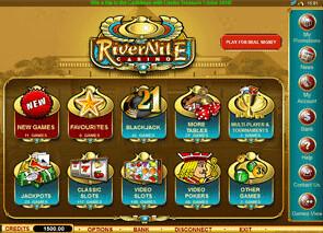 River Nile Casino Lobby