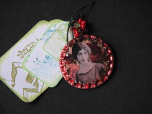 Ink Stains Altered Charm Swap 02-11 012