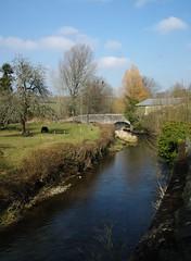 The Taw at Bondleigh (2) (jurassic john) Tags: water river fuji devon crop 1001nights westcountry hs10