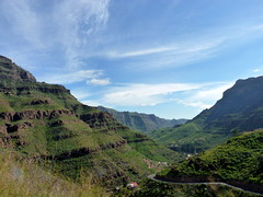 Gran Canaria - On the Way to Presa de Soria
