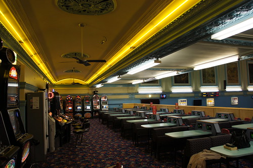 The Grand Cinema / Bingo Hall, 40 Poole by Alwyn Ladell, on Flickr