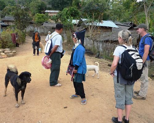 Kengtung - Village Eng-En route (7)