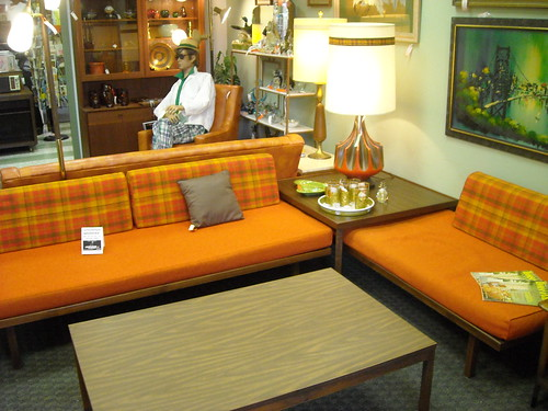 Ran across this pic. Itu0027s more like the set my grandparents had in that the bolsters are not attached but it does by design have a section hidden under ... : danish modern sectional sofa - Sectionals, Sofas & Couches