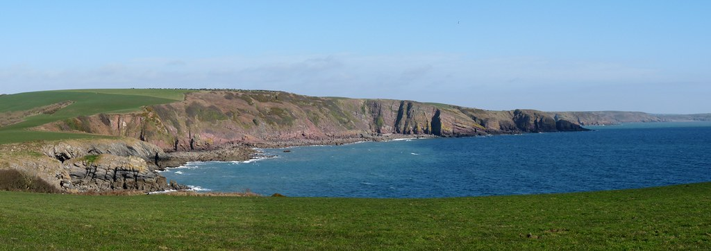 23992 - Stackpole Coastline, Pembrokeshire