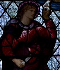 Detail Enoch (IanAWood) Tags: london raw stainedglass williammorris putney 1884 allsaintschurch churchwindows churchofengland morrisco d3x siredwardburnejones walkingwithmynikon nikkorpce24f35 surreychurches
