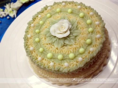 天使媽媽蛋糕皂教學台中 0008
