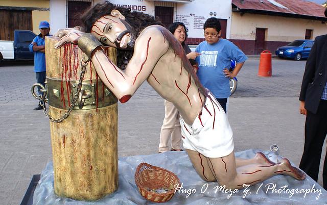 Nuevo Paso de la Pasion de Jesús de San Felipe de Jesus