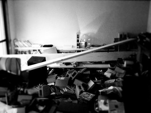 March 11.2011 earthquake @japan_my room