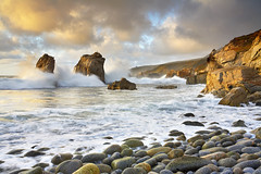 Bid for Japan Earthquake relief! - Garrapata Surf #1 - Big Sur, California (PatrickSmithPhotography) Tags: ocean california sunset sea sky usa seascape beach rock sunrise landscape monterey sand unitedstates bigsur wave carmel garrapata pointlobos soberanes photocontesttnc11